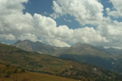 Albánské kopce