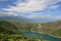 Albánské výhledy