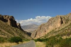 Cesta k Noravanku, Arménie