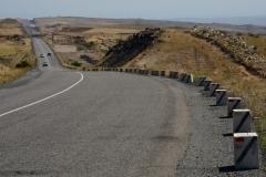 Cesta na Jerevan, Arménie