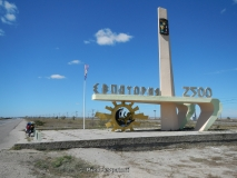 Kousek před Jevpatorií, Krym