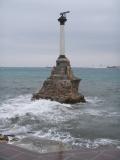 Památník Krymské války v přístavu Sevastopol