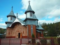 Rumunské kostely, Maramureš