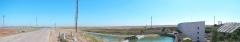 Zavlažovací kanály na Krymu