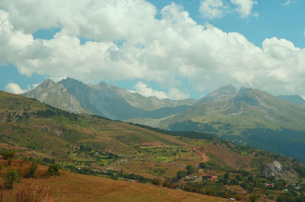 Albánské hory